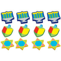 Hanukkah Eraser Value Pack 12ct