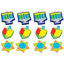 Hanukkah Erasers 12ct
