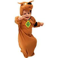 Baby Bunting Scooby-Doo Costume