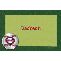 Philadelphia Phillies Custom Thank You Note