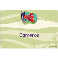 Nemo with Sea Coral Custom Thank You Note