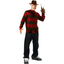 Teen Boys Freddy Krueger Sweater Deluxe - Nightmare on Elm Street