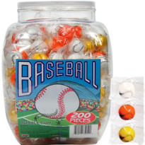 Baseball Gum 200ct Tub