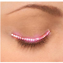 Pink Eyelid Jewel
