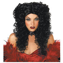 Black Wicked Lady Wig