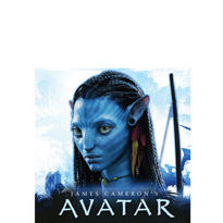 Avatar Beverage Napkins 16ct