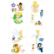 Tinkerbell and the Fairies Tattoos 1 Sheet