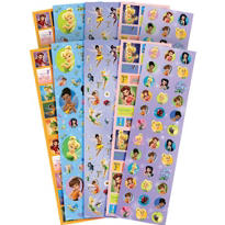 Tinker Bell Sticker Value Pack 5 Sheets