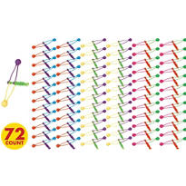 Mini Ball Clackers 72ct