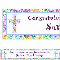 Joyful Blessing Custom Banner 6ft