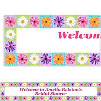 In Bloom Custom Banner 6ft