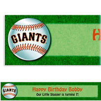 San Francisco Giants Custom Banner 6ft