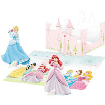 Disney Princess Dreams Punch Out Table Decoration