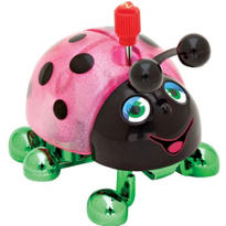 Lori Ladybug Windup Toy