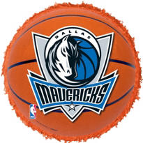 Dallas Mavericks Pinata