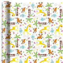 Fisher Price Baby Shower Gift Wrap 5ft