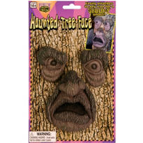 Haunted Tree Face 3pc