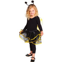 Tutu Bumble Bee Costume Kit