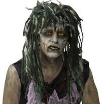 Rocker Zombie Wig