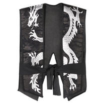 Child Black Ninja Tabard