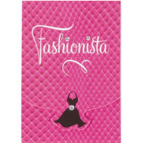 Fashionista Purse Notepad
