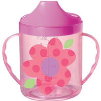 Girl 1st Birthday Sippy Cup 10oz