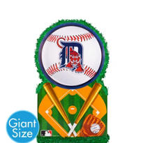 Giant Detroit Tigers Pinata 22in x 22in