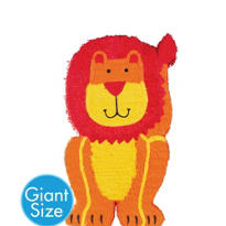 Giant Lion Pinata 36in
