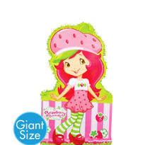 Giant Strawberry Shortcake Pinata