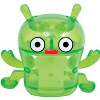 Uglydoll Big Toe Green Windup Toy