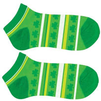 St. Patricks Day Ankle Socks