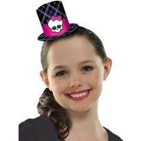 Monster High Hat 8ct