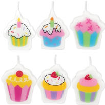 Sweet Stuff Mini Candle 6ct