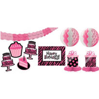 Another Year of Fabulous Room Decoration Kit 10pc
