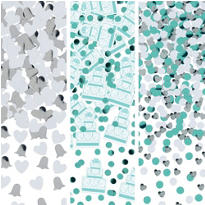 Robin's Egg Blue Wedding Confetti