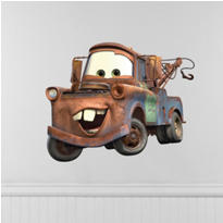 Cars Tow Mater Wall Decals