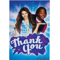 Victorious Thank You Notes 8ct