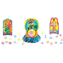 Yo Gabba Gabba Table Decorating Kit 23pc