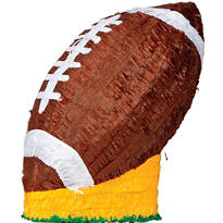 Jumbo Football Pinata 18in