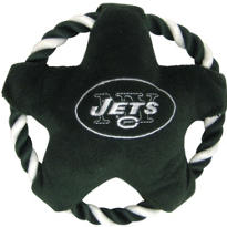 New York Jets NFL Star Rope Disk