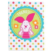 Winnie the Pooh Baby Shower Thank You Notes 8ct