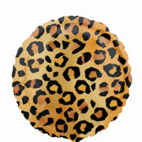 Cheetah Balloon