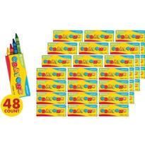 Mini Crayons 48ct