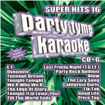 Super Hit Karaoke CD