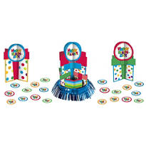 Boy Birthday Centerpiece Kit 23pc