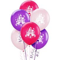 1st Birthday Disney Princess Balloons 15ct