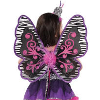 Fierce Fairy Wings