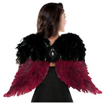 Scarlet Fever Feather Wings