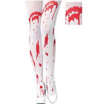Adult Bloody Zombie Tights