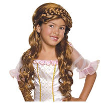 Child Enchanted Princess Wig